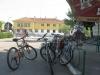 Велосипедисти в Мещица