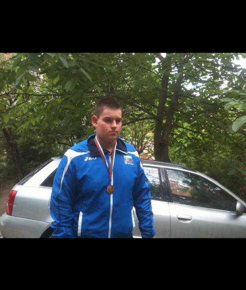 Йоан Петров - борба, село Мещица